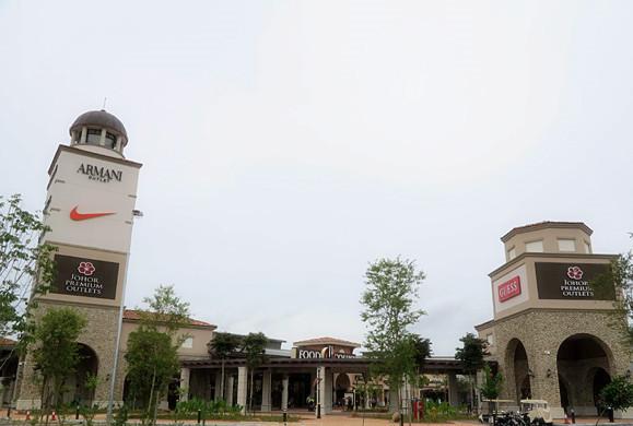 Singapore to Johor Premium Outlet (JPO), Malaysia