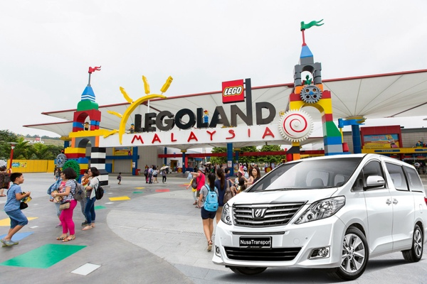 Taxi Service From Singapore To Legoland Malaysia